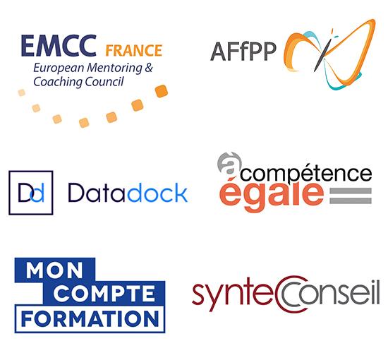 Eurhéa est membre des associations EMCC, DAtadock et AffPP